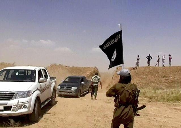 Combattenti del Daesh (foto d'archivio)