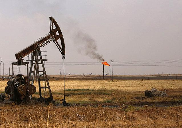 Giacimento petrolifero Rmeilane in Siria