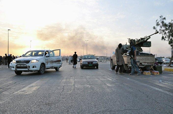 I jihadisti di ISIL