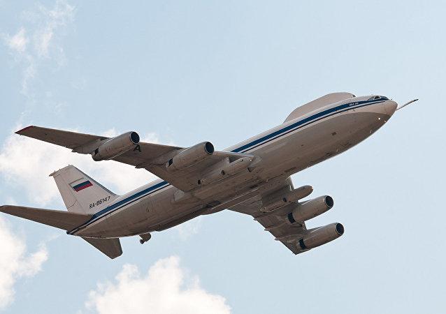 Aereo Il-80