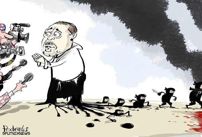 Erdogan e il petrolio dei terroristi