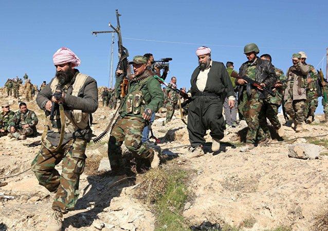 Milizie curde in Iraq