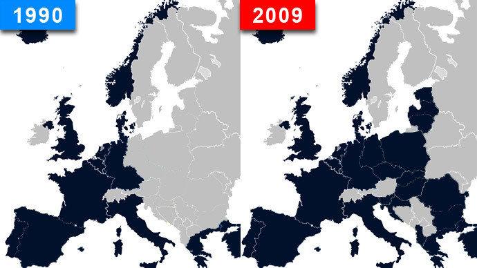 Espansione della NATO in Europa