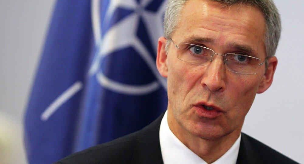 Jens Stoltenberg, segretario NATO (foto d'archivio)