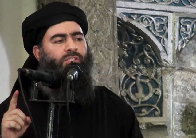 Abu Bakr al-Baghdadi, il leader del Daesh