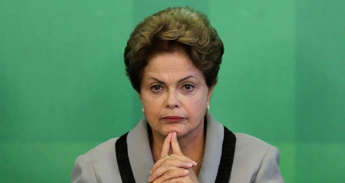 Dilma Rousseff, il presidente del Brasile