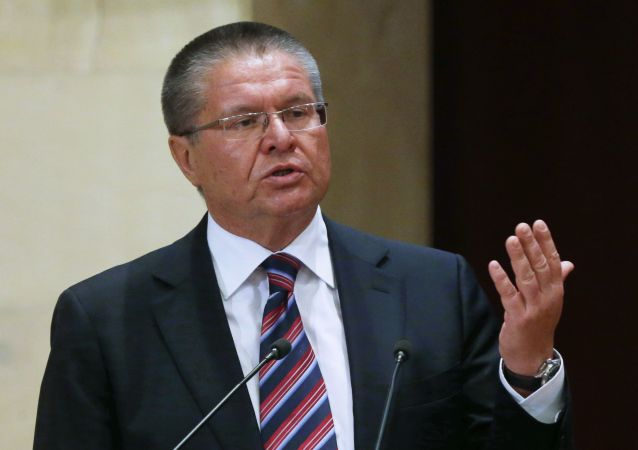 Il ministro dell'Economia Alexey Ulyukayev