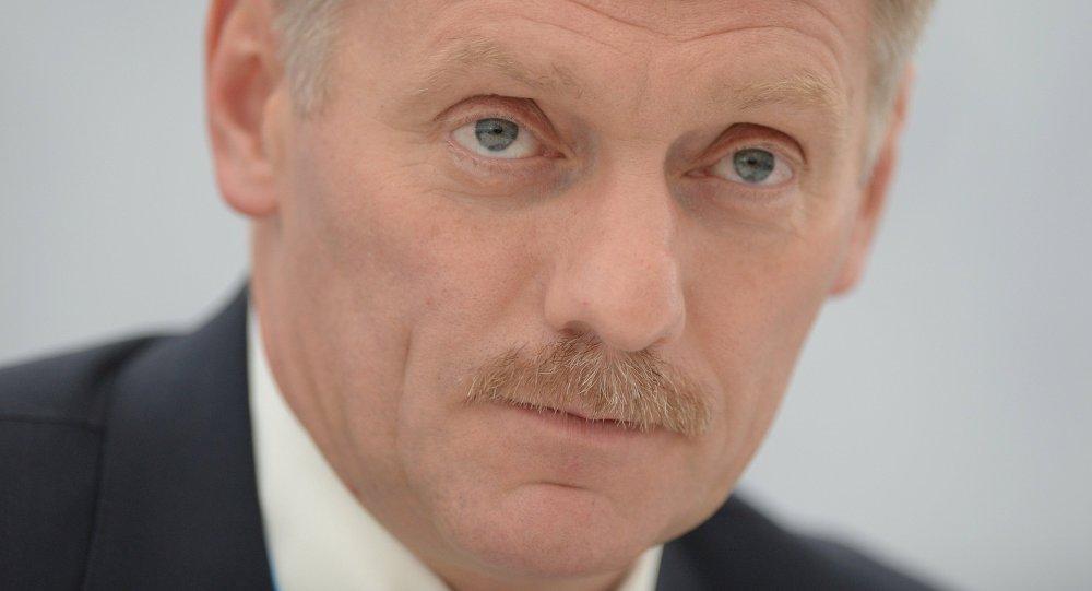 Dmitry Peskov, portavoce del Cremlino