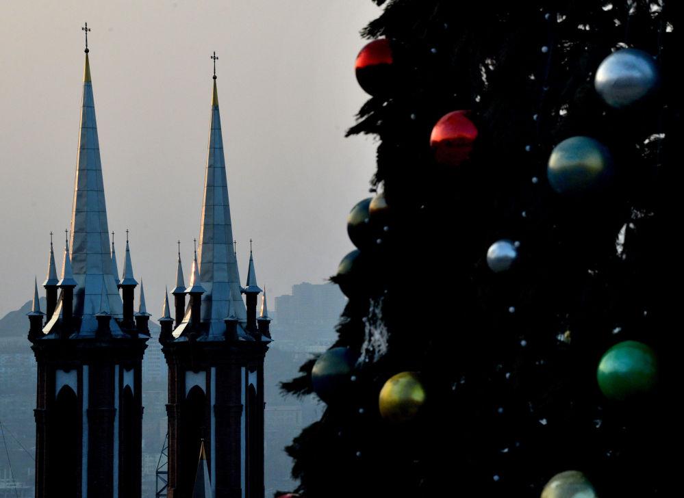 Il Natale Cattolico.Anche In Russia Si Festeggia Il Natale Cattolico E