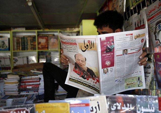 Il Presidente di Yemen  Abed Rabbo Mansour Hadi  e` fuggito da Sanaa