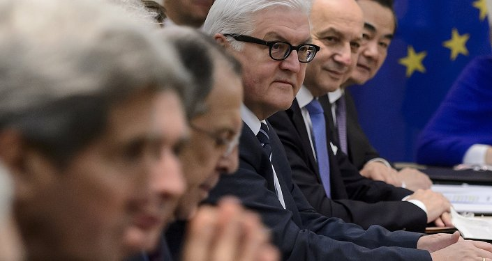 L'Iran resta un importante partner commerciale per l'Italia e l'Europa.