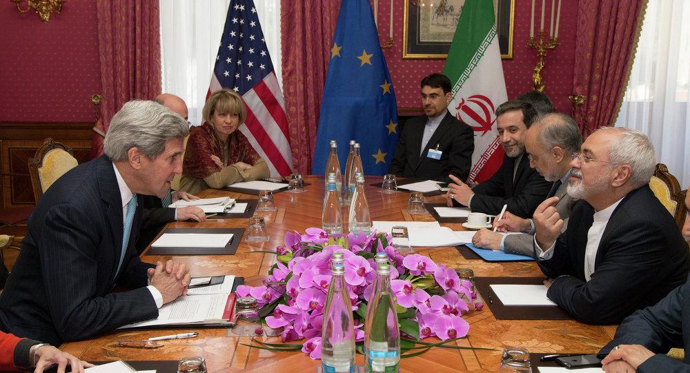 Negoziati su nucleare iraniano