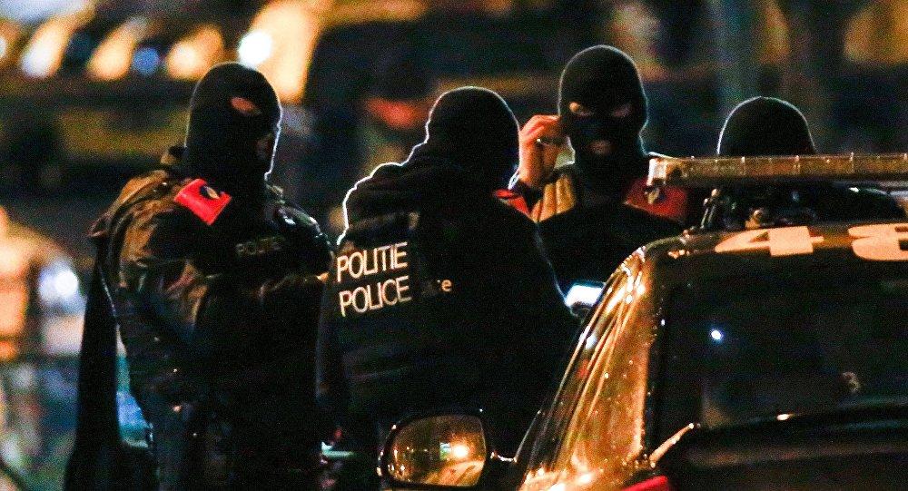 La polizia belga