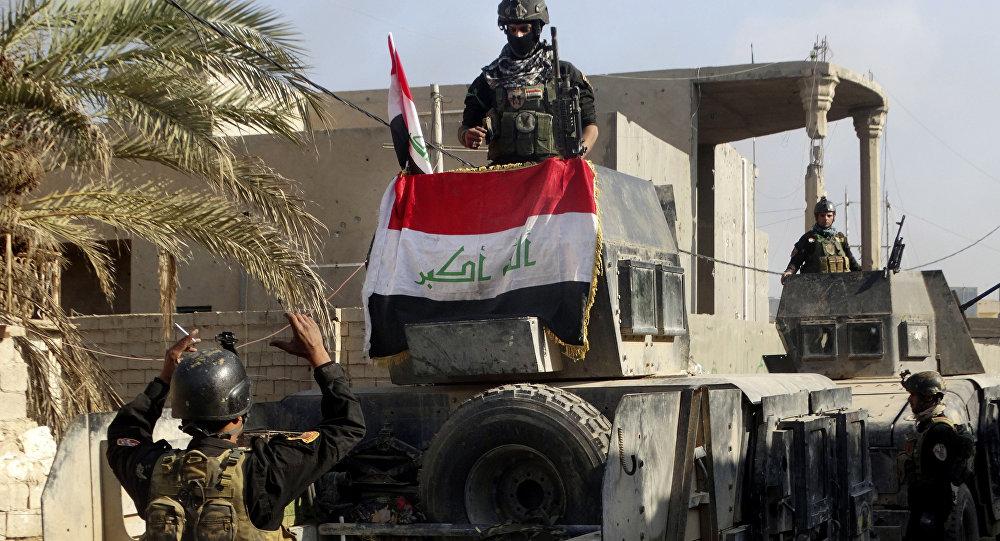 L'esercito iracheno a Ramadi