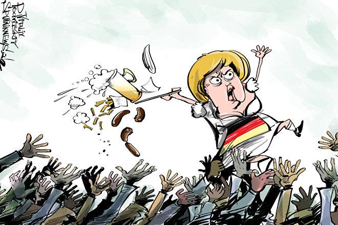 Germania stanzierà 17 miliardi di dollari per fronteggiare la crisi migratoria nel 2016