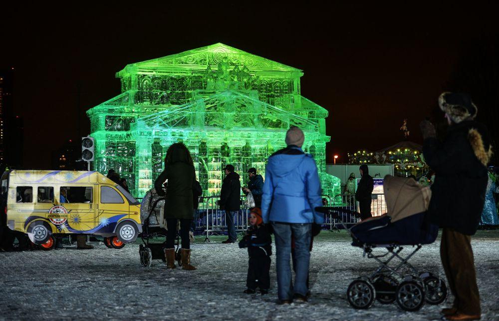 Festival Mosca di ghiaccio.