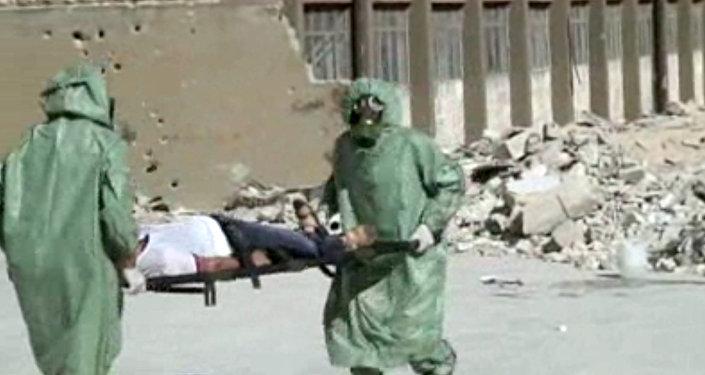Arme chimiche