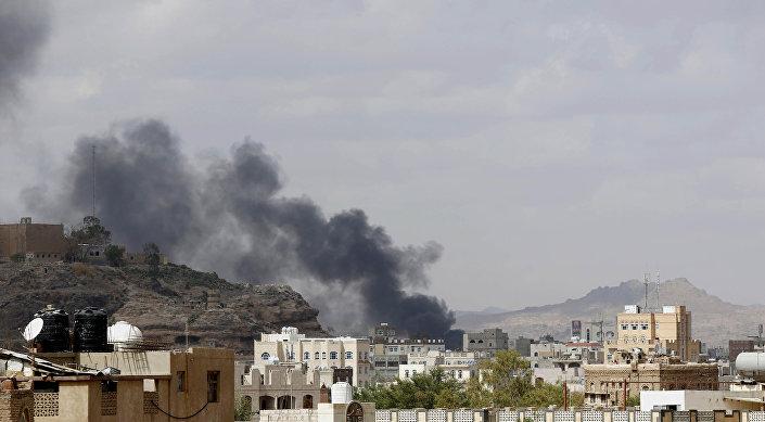Dopo l'attacco degli aerei sauditi contro l'ambascata dell'Iran a Sana'a, capitale dello Yemen