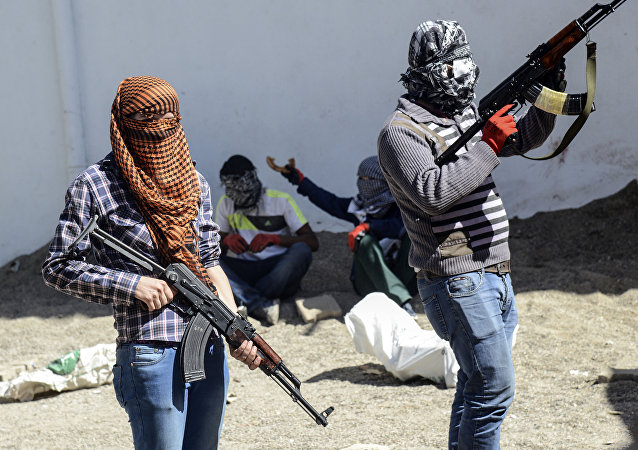 Militanti curdi del PKK (foto d'archivio)