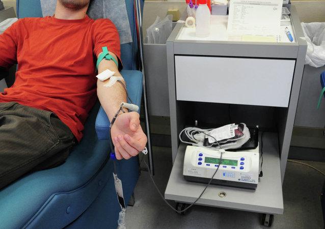 Transfusione di sangue