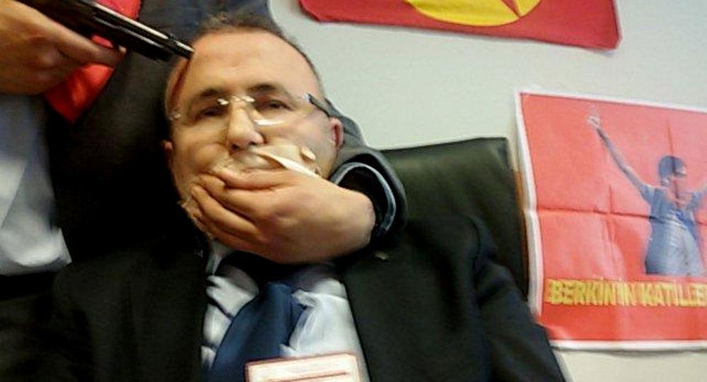 procuratore Istanbul