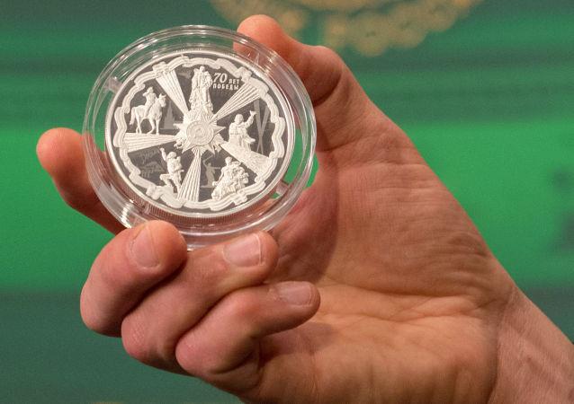 Le monete della Vittoria.