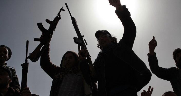 Gruppo armato in Libia (foto d'archivio)