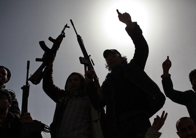 La Libia è attualmente divisa in due autorità separate dallo scorso anno.