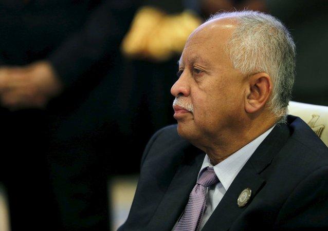 Riad Yassin, ministro degli Esteri dello Yemen