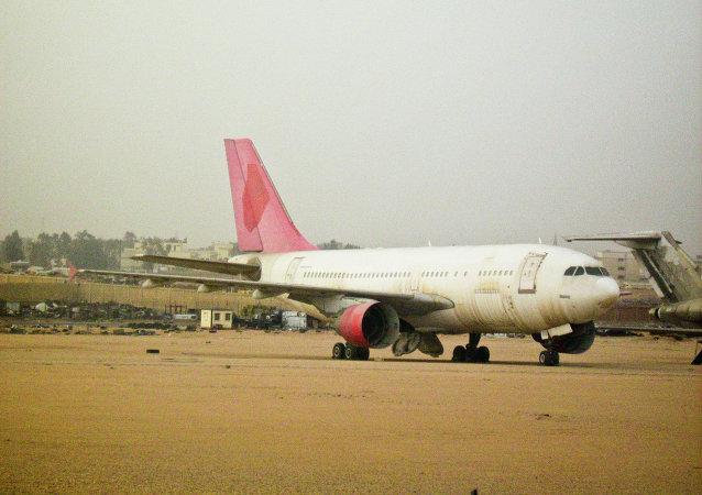 Aeroporto internazionale del Cairo, Egitto
