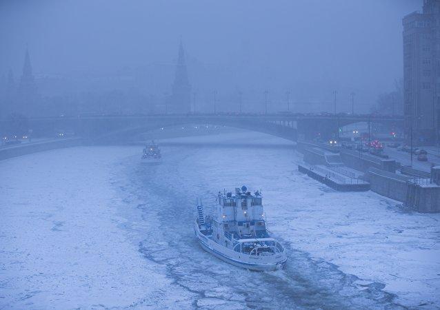 Freddo a Mosca