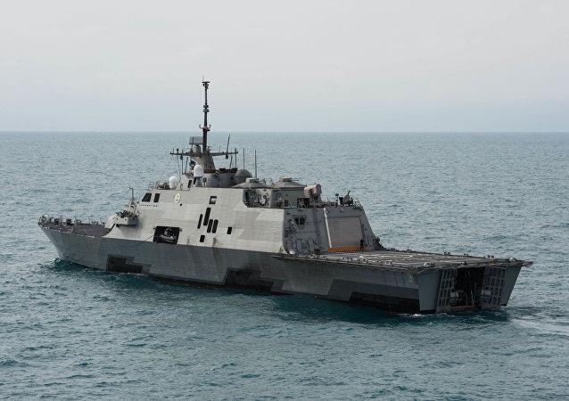 Fregata USA Fort Worth LCS-3