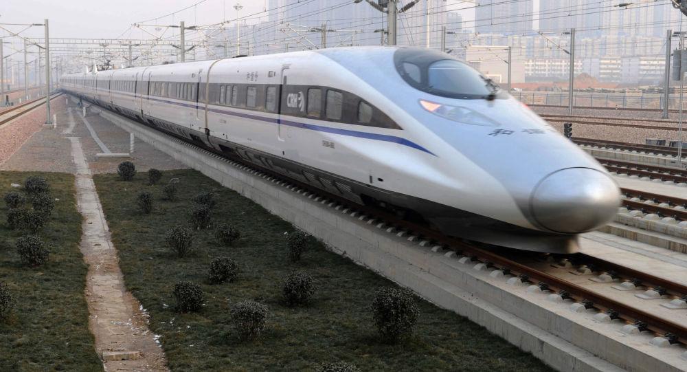 Linea ad alta velocità in Cina