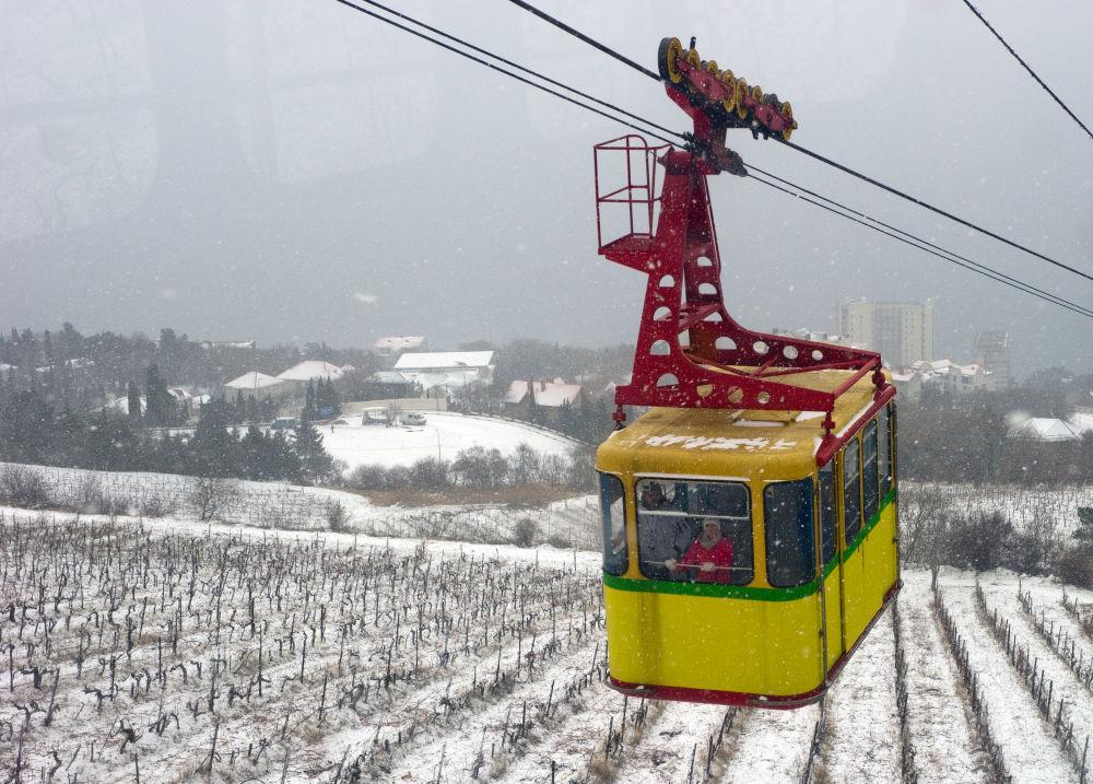 L'Inverno in Crimea