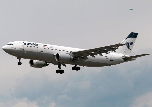 aereo Iran AIr
