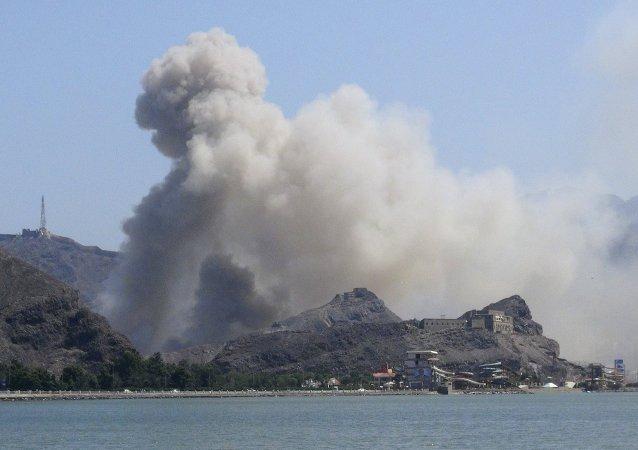 Yemen, porto di Aden