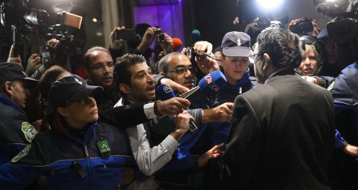 Il rappresentante dell`opposizione siriana a Ginevra