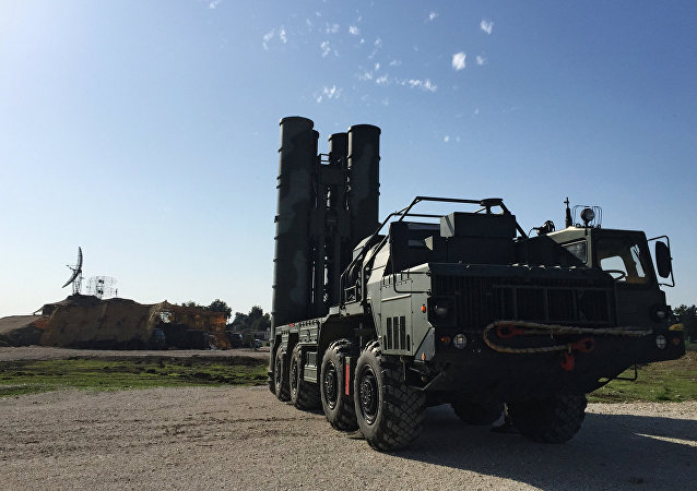 Sistema anti-missile russo S-400