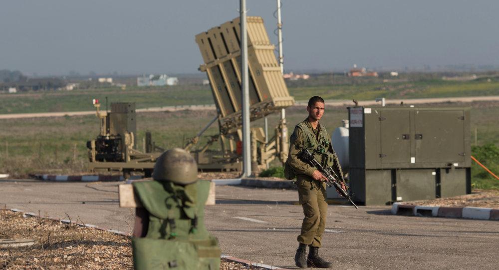 Sistema Iron Dome in Israele
