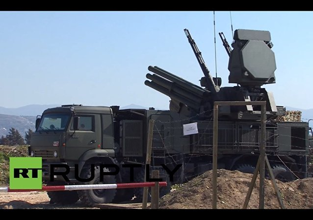 Pantsir-S2 & S-400 alla base aerea di Hmeimim