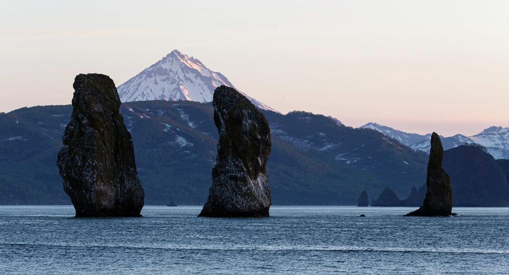 Kamchatka (foto d'archivio)
