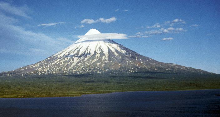 Vulcano in Kamchatka