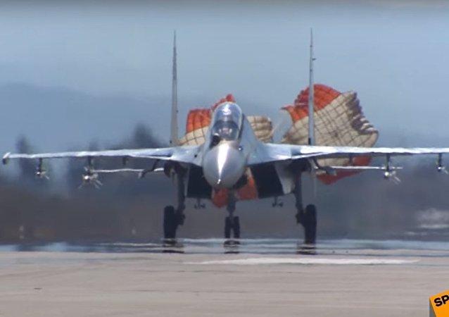 I caccia russi padroni del cielo siriano