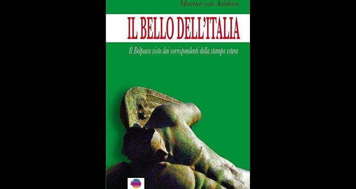 La copertina del libro Il bello dell'Italia di Maarten van Aalderen