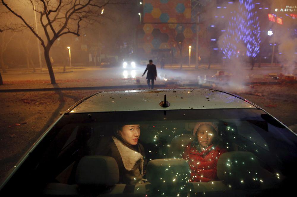 Le celebrazioni del Capodanno cinese a Pechino.