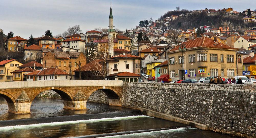 Sarajevo - Bosnia-Erzegovina
