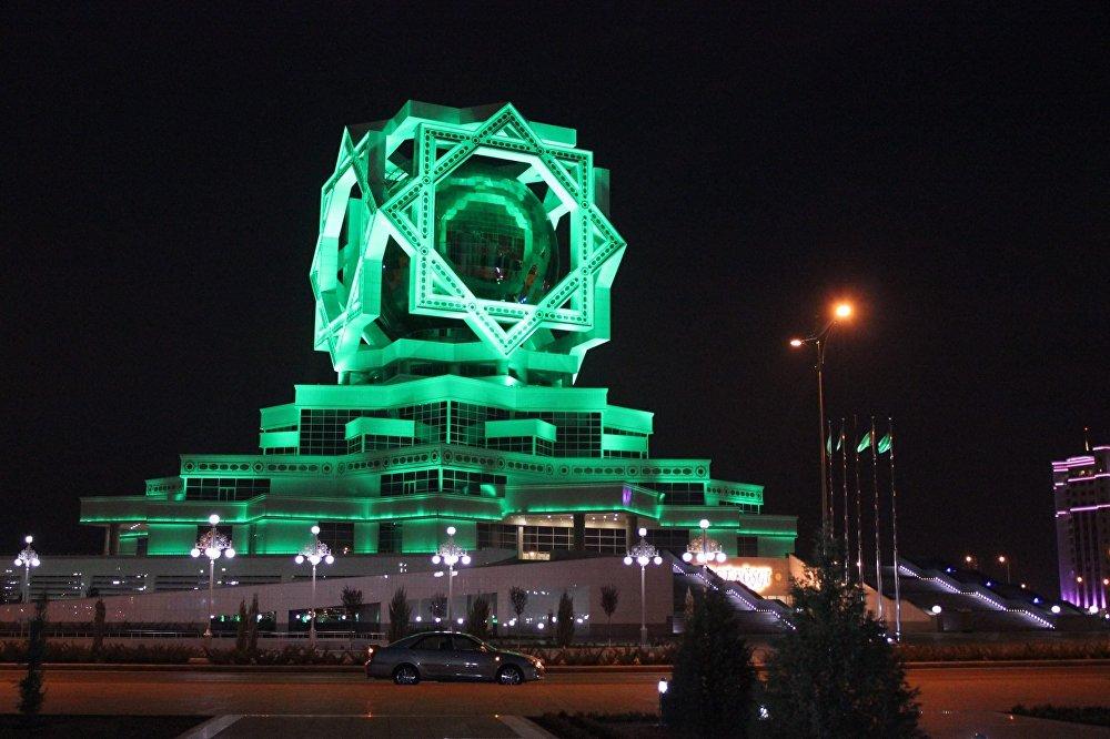 Il palazzo dei Matrimoni, Ashgabat
