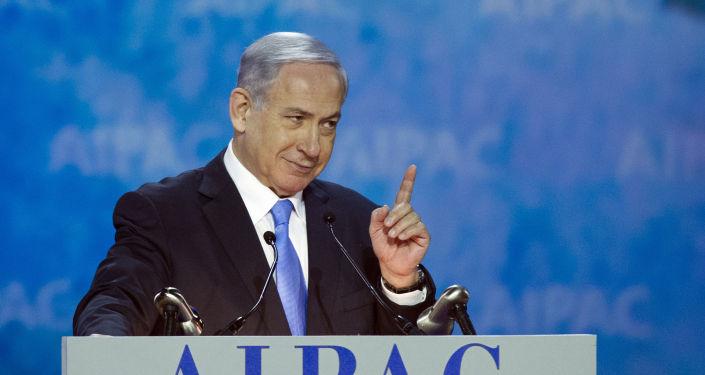 Il primo ministro israelíano Benjamin Netanyahu parla del rischio di un attacco iraniano su Tel Aviv