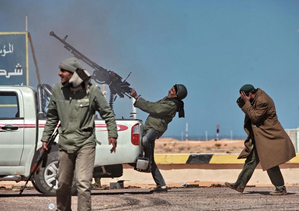 Libia, 5 anni dopo.