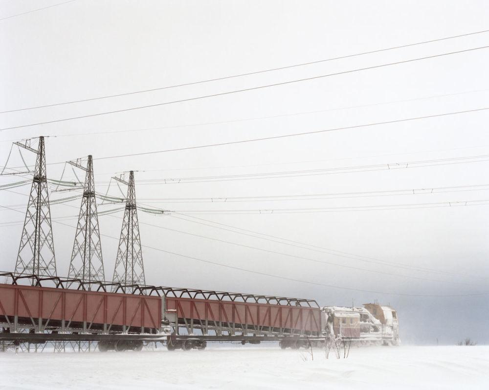 La capitale del gas russa, Noviy Urengoy